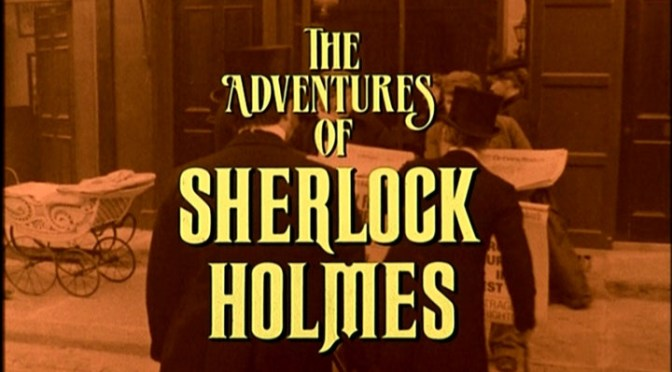 The adventures of Sherlock Holmes – Arthur Conan Doyle