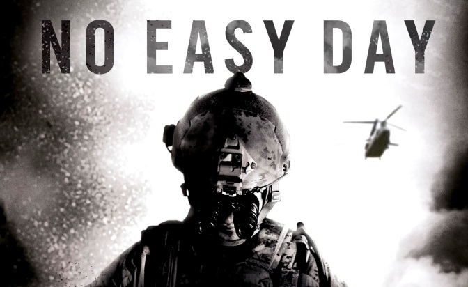 No easy day – Mark Owen