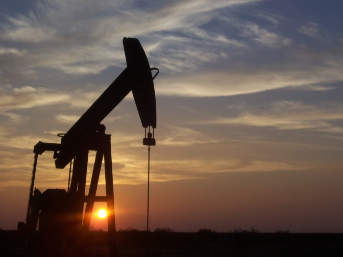 Sources of electricity – oil