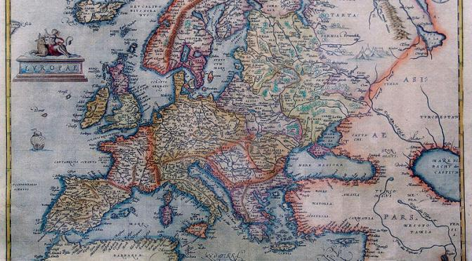 Europe: The Struggle for Supremacy 1453 to the present – Brendan Simms