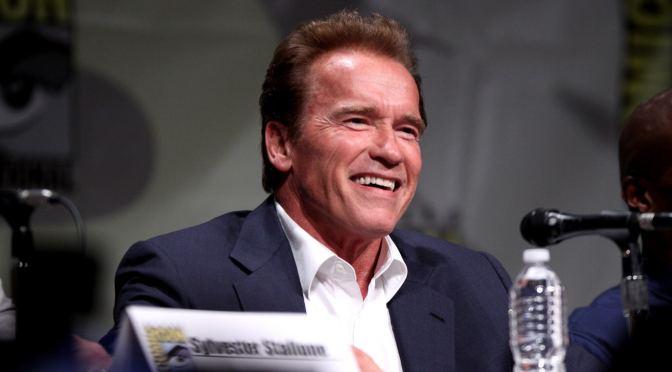 Total Recall: My Unbelievably True Life Story – Arnold Schwarzenegger